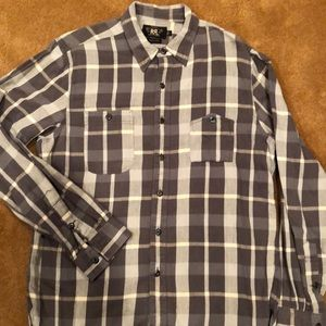 Ralph Lauren Men's Button down shirt Sz Large